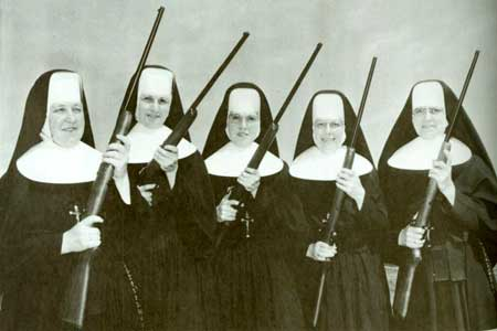 Nuns with Rifles