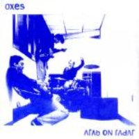 Oxes/Arab On Radar split 10inch