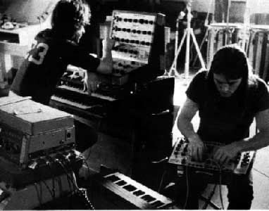 Pink Floyd at Abbey Road Studios #23