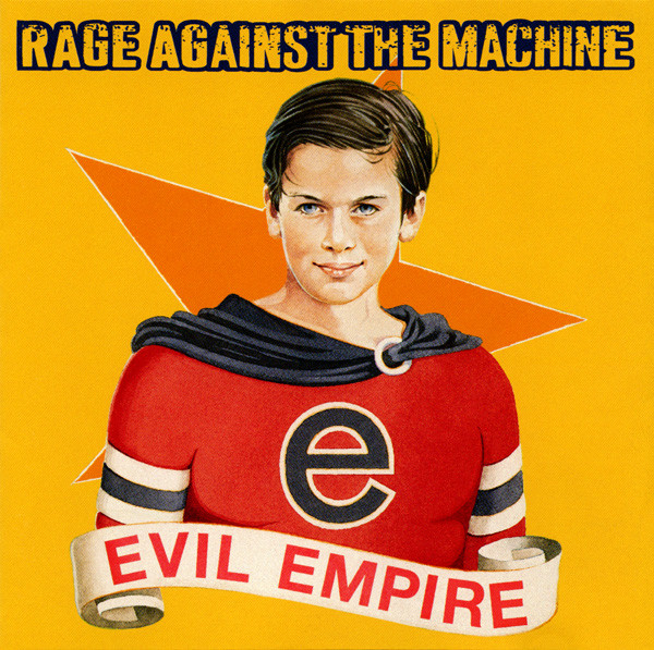 Rage Against The Machine - Evil Empire 12""