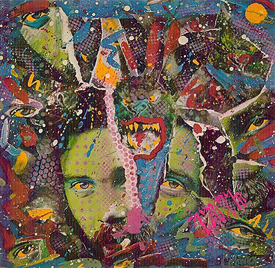 "Roky Erickson & The Aliens - Roky Erickson & The Aliens 12"" (1980)"