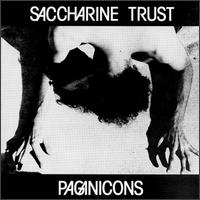 Saccharine Trust - Pagaicons 12inch on SST (1981)