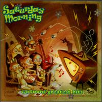 Saturday Morning Cartoons Greatest Hits compilation CD