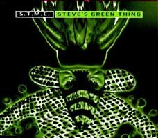 Self Transforming Machine Elves - Steve's Green Thing CDs