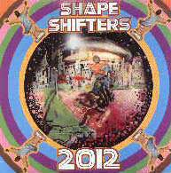 Shape Shifters - Planet Rock 2012 12inch
