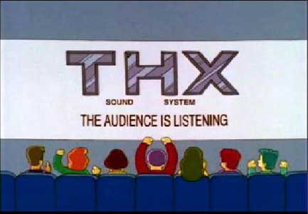 Simpsons - THX