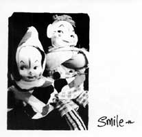 Smile - Amanita/Staring At The Sun 7inch on Nemesis