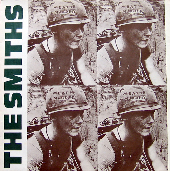 "The Smiths - Meat Is Murder 12"" (1985)"