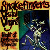 Snakefingers Vestal Virgins - Night Of Desirable Objects 12inch on TEC Tones (1986)