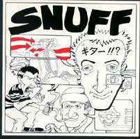 Snuff 7inch on K Records