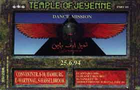 Temple Of Jeyenne part III