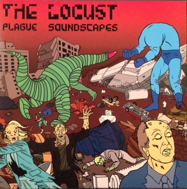 The Locust - Plague Soundscapes cover