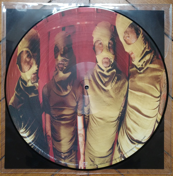 The Locust - Plague Soundscapes (picture disc)