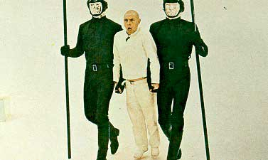 THX-1138 - carried off...