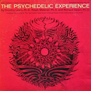 Timothy Leary - The Psychedelic Experience 12inch on Broadside (1966)