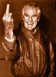 Timothy Leary's finger