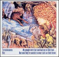 Tyrannosaurus Rex - My People Were Fair and Had Sky In Their Hair But Now Theyre Content To Wear Stars (1968)