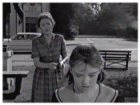 Veronica Cartwright in I Sing The Body Electric - Twilight Zone