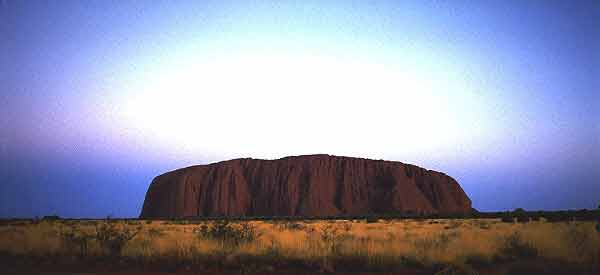 Uluru Closen Encounters