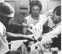 Yaphet Kotto, Veronica Cartwright, Ian Holm - Alien