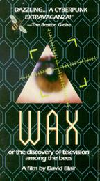 Wax: Or The Discovery Of Television Among The Bees cover