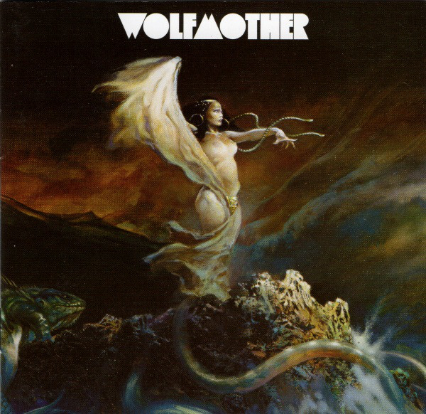 "Wolfmother - Wolfmother 12"" cover"
